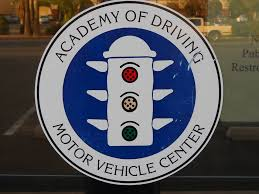 Image: logo: Academy of Driving Motor Vehicle Center