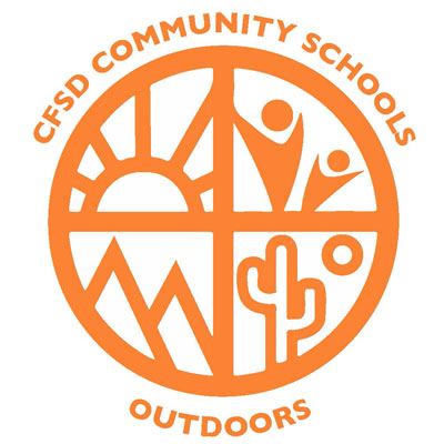 CFSD Community Schools Outdoors Badge