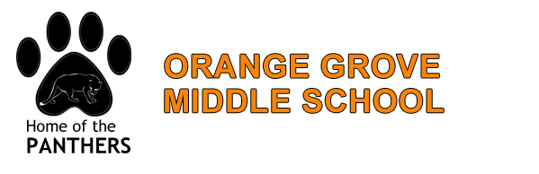 Orange Grove Middle School Eagles Logo